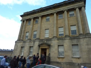 1 Royal Crescent in Bath