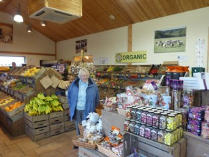 Allington Farm Shop near Chippenham