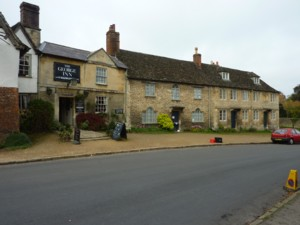 The George Inn at Lacock near Chippenham