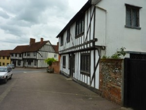 lavenham in Suffolk